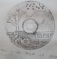 6c_JuliusD_HausindenBergen_CD-Radierung